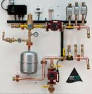 hydronic systme plumbing
