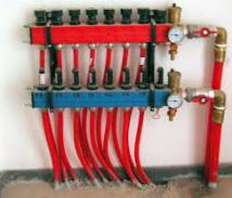 hydronic system manifold